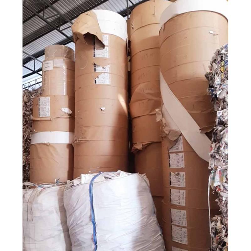 รับซื้อกระดาษม้วน กระดาษเหลือจากการใช้งาน